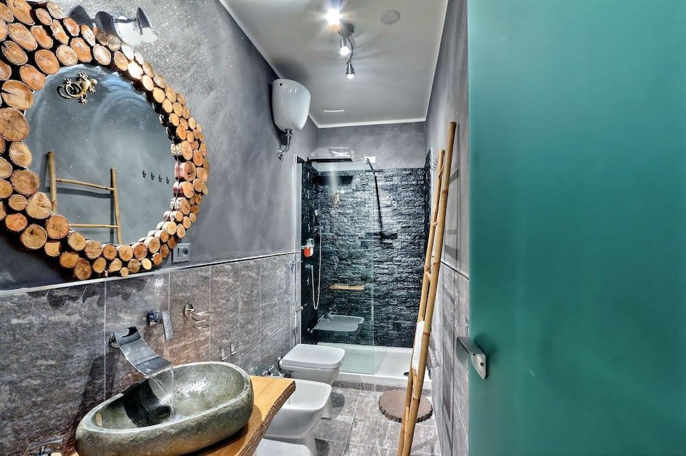Suite, baignoire à jets (King) - Salle de bain