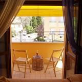 Pokój dwuosobowy z 1 lub 2 łóżkami, 1 sypialnia, przystosowanie dla niepełnosprawnych - Taras/patio