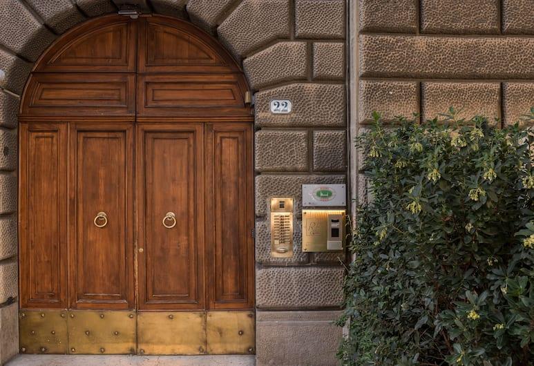 Relais Empire, Verona, Blick vom Hotel