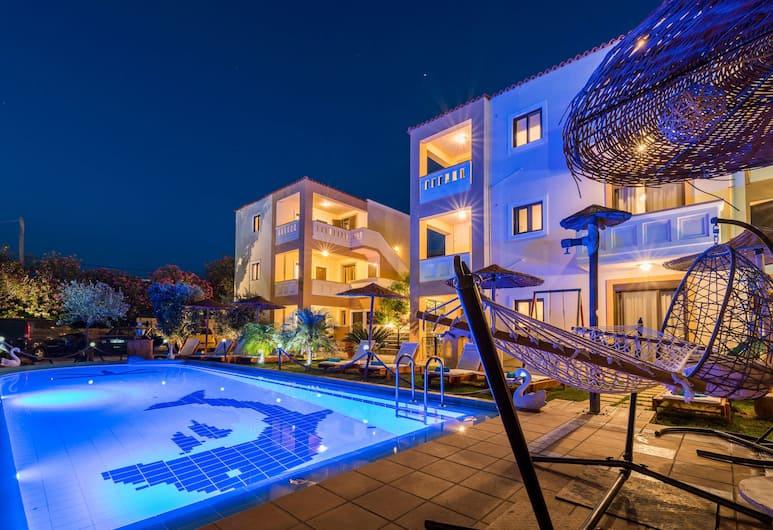 Villa Gereoudis, Πλατανιάς