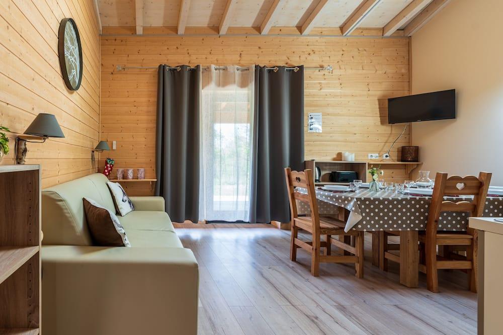 Lägenhet Standard - 2 sovrum - Vardagsrum