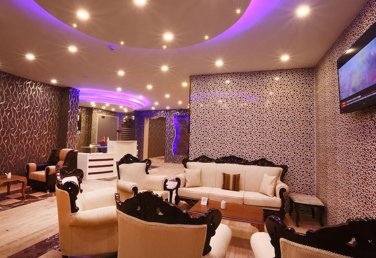 AZD House Hotel, Mardin, Sala de Estar do Lobby