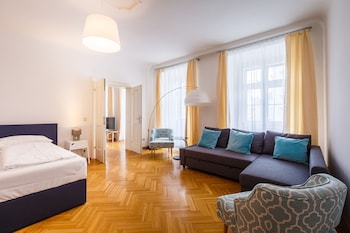 Selline näeb välja Judengasse Premium Apartments by Welcome2vienna, Viin