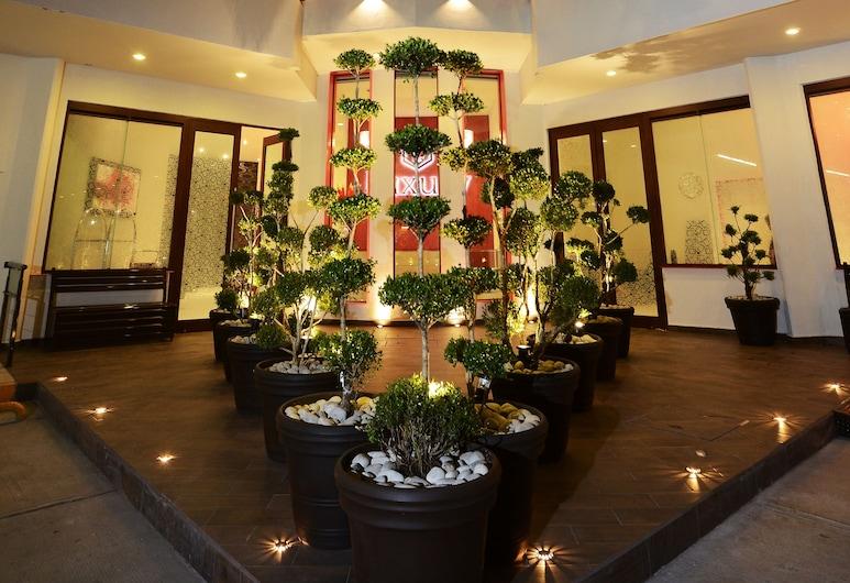 Luxury Hotel Boutique, Pachuca, Hótelinngangur