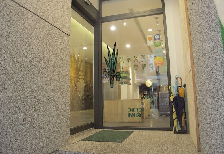 Energy Inn, Tchaj-pej, Vnútorný vchod