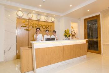 胡志明市機場飯店的相片
