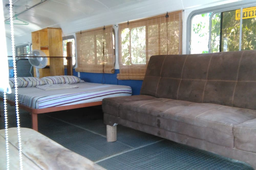 Bus Movil Room - Living Area