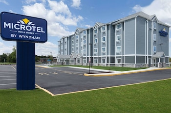 Monahans bölgesindeki Microtel Inn and Suites by Wyndham Monahans resmi