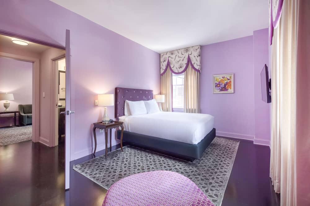 ห้องสแตนดาร์ดสวีท, เตียงควีนไซส์ 1 เตียง, ปลอดบุหรี่ - พื้นที่นั่งเล่น