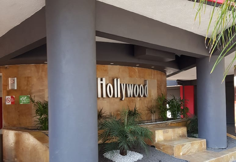 Hotel Hollywood, Mexiko-Stadt, Hoteleingang