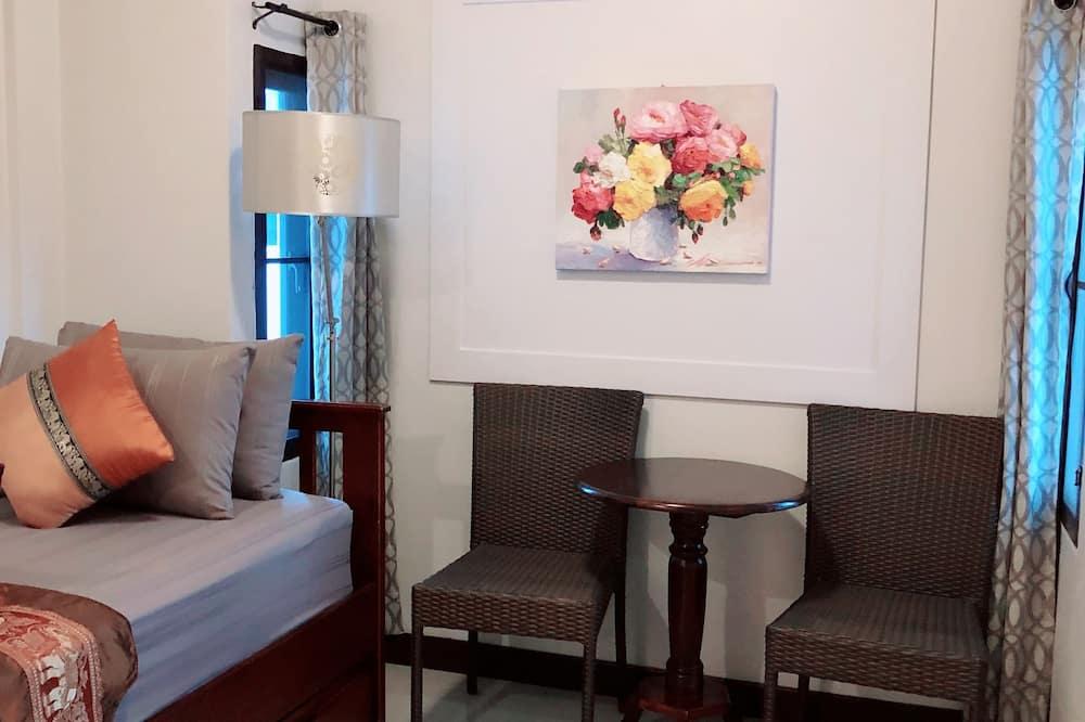 Duplex Room - Obývací prostor