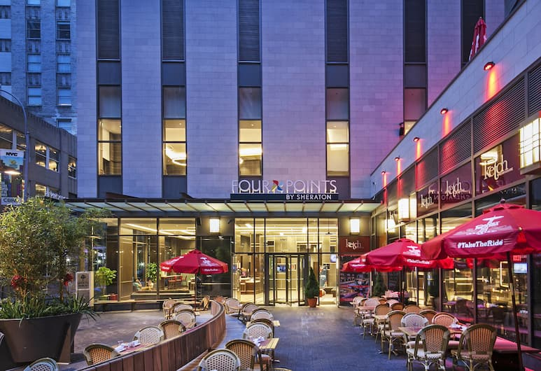 Four Points By Sheraton New York Downtown, Ņujorka