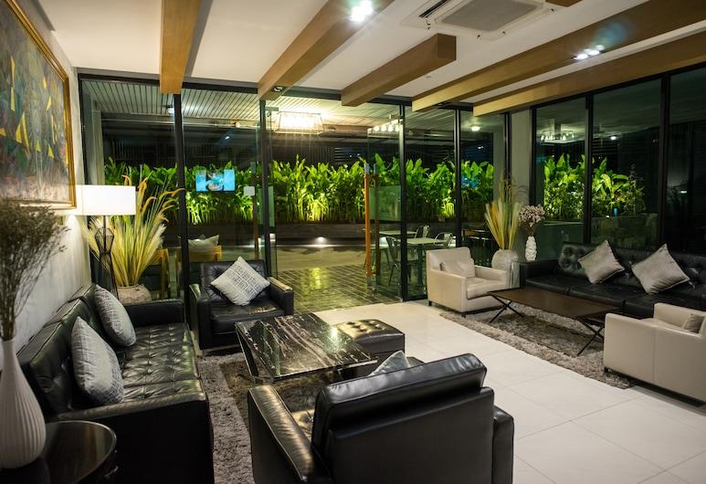 Sanae' Hotel Chiang Mai, Chiang Mai, Salon de la réception