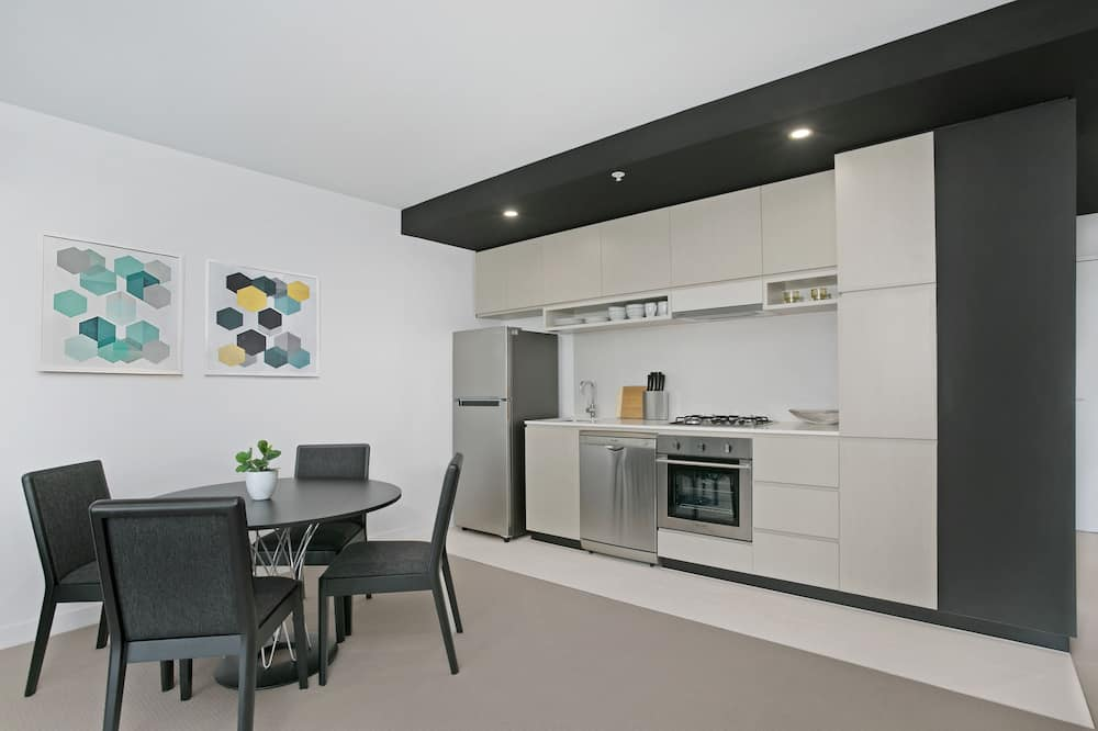 One Bedroom Apartment - Living Area