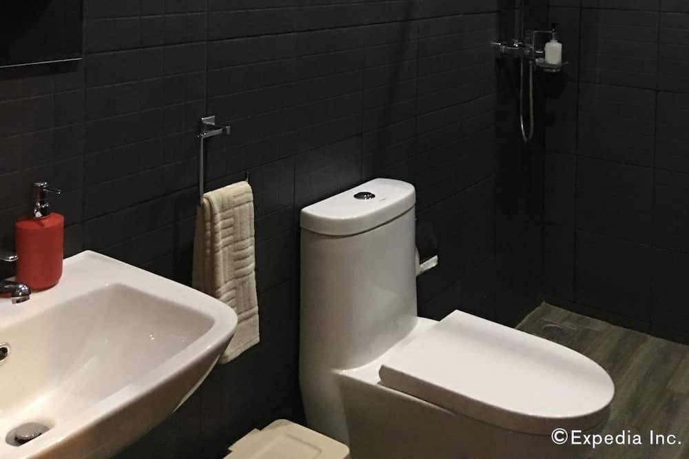 Cabaña de diseño - Cuarto de baño