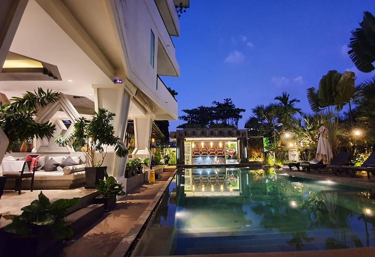 Central Suite Residence, Siem Reap, Extérieur