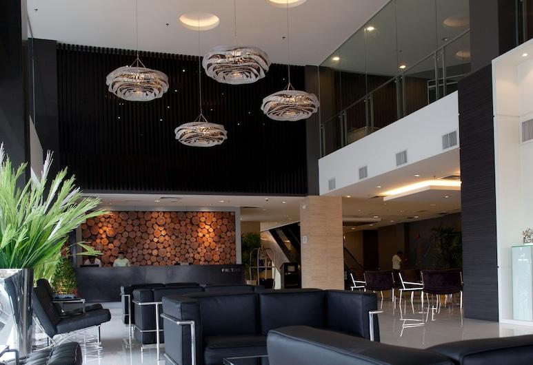 Pinetree Hotel, Batu Pahat, Lobby Sitting Area