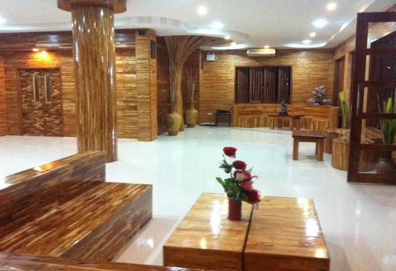 Nakara Montra Hotel, Khon Kaen, Vestibyle