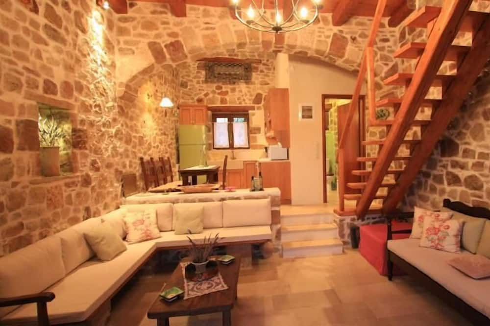 Maisonette - Wohnbereich