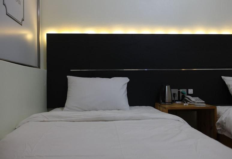 K 豪斯東大門旅館, 首爾, 豪華雙人房, 2 張單人床, 客房