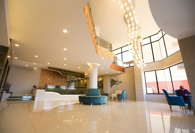 Aksular Hotel, Trabzon, Reception