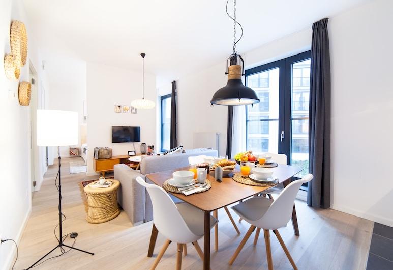 Sweet Inn Apartments - Chaussée d'Etterbeek, BRUSEL, Studio ( Etterbeek I), Izba