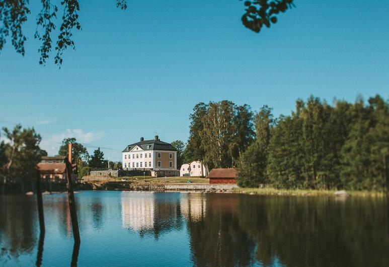 Schenströmska Herrgården, Ramnas, Hotel Front