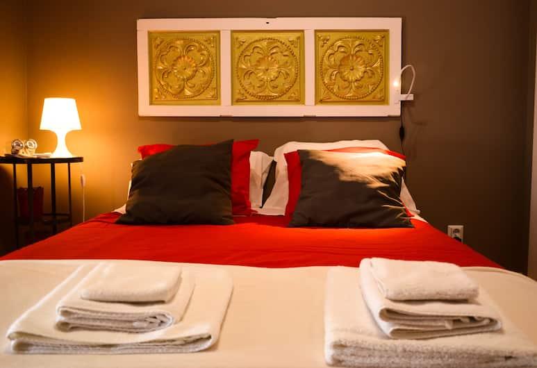 Alvalade II Guest House Lisboa, Lisabon, Suite, privatna kupaonica, Soba za goste
