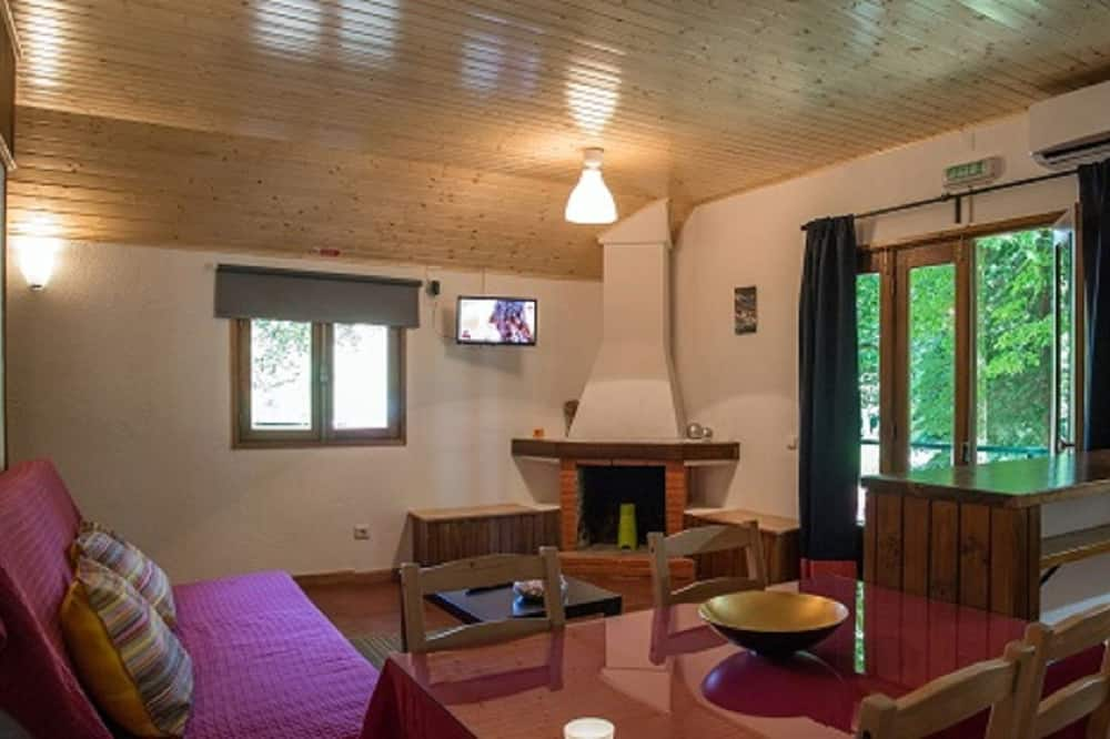 Bungalow, 1 Bedroom, Kitchenette - Living Area