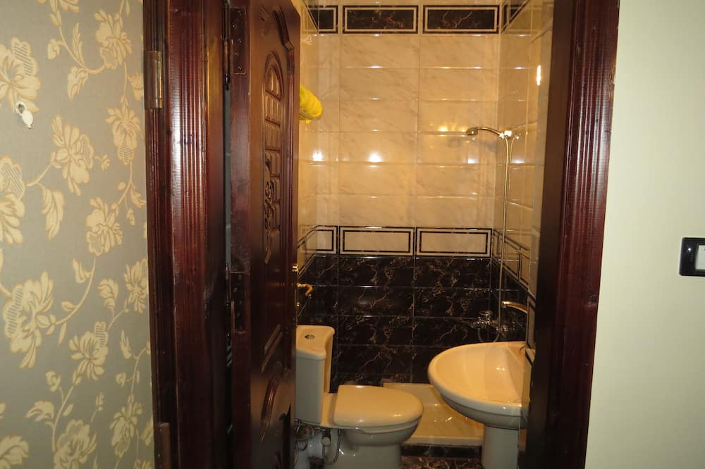 Chambre Simple Standard (Pyramids View) - Salle de bain