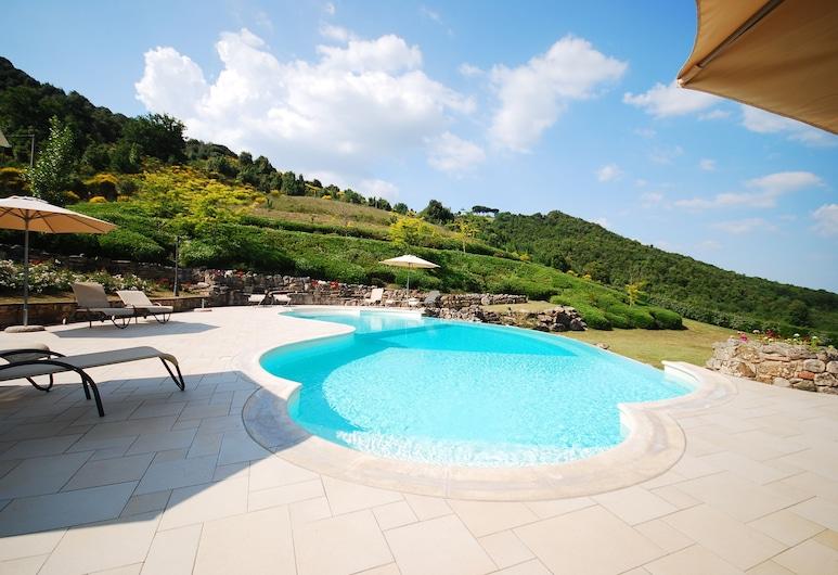Marghe, Gambassi, Vanjski bazen