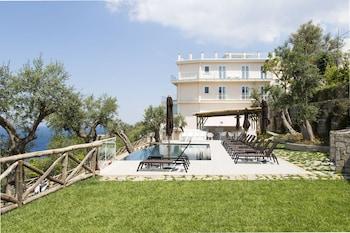 Foto Villa Fiorella Art Hotel di Massa Lubrense
