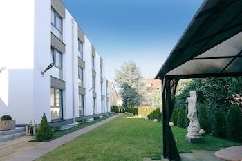 Slika: NAAM Hotel & Apartment Frankfurt City-Messe Airport ‒ Frankfurt na Majni