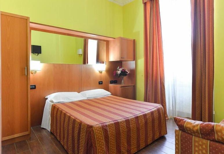 Hostel Beauty, Řím, Dvoulůžkový pokoj, vlastní koupelna, Pokoj