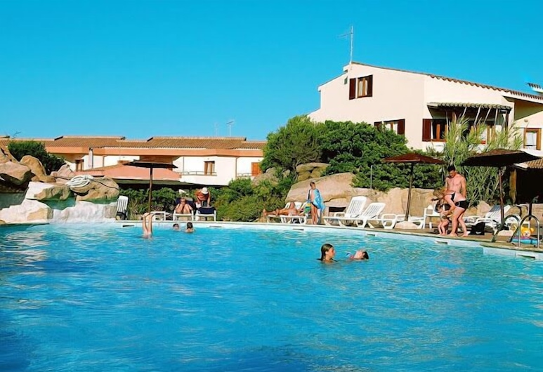 Club Esse Residence Capo d'Orso, Palau, Outdoor Pool
