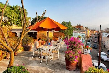 Oaxaca bölgesindeki Hotel Azucena resmi