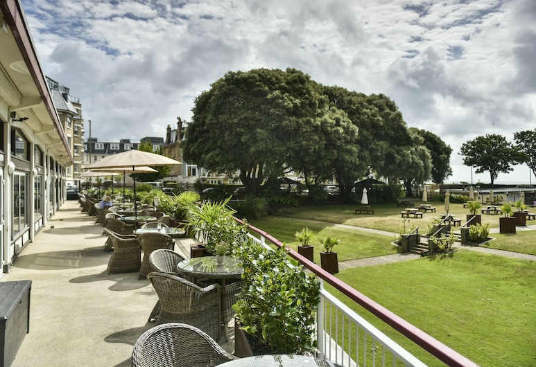 The Savoy Hotel, Bournemouth, Outdoor Dining