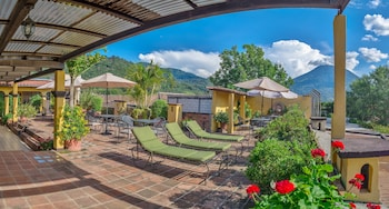 安地瓜古城拉斯康默萊絲飯店的相片