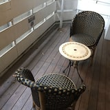 Standard - kahden hengen huone, Tupakointi sallittu (Love Hotel) - Parveke