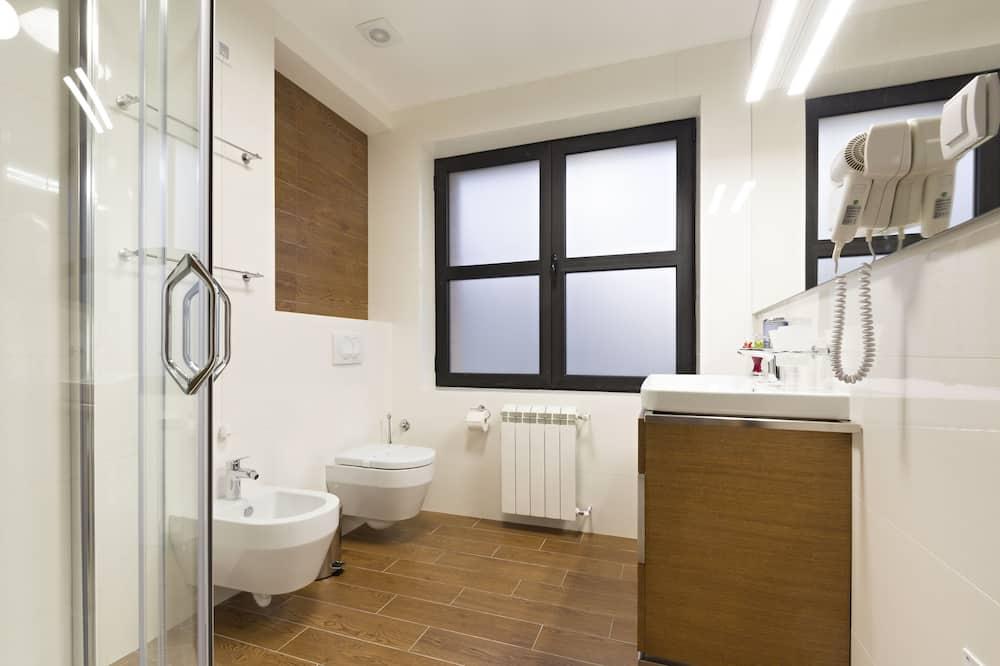 ห้องจูเนียร์สวีท, 1 ห้องนอน - ห้องน้ำ