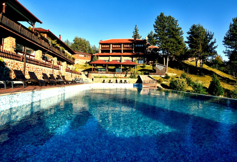 Aurora Resort & SPA, Berovo