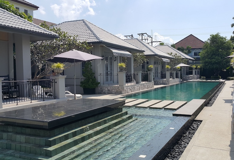 Sala Villas, Pattaya, Outdoor Pool