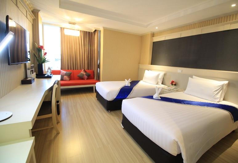VWish Hotel, Khon Kaen, Rom – superior, Gjesterom