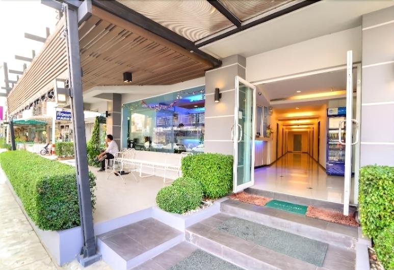 Fun-D City View, Khon Kaen, Hotellinngang