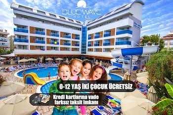 Picture of Blue Wave Suite Hotel in Alanya