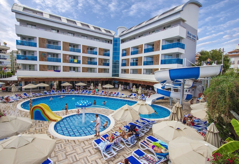Blue Wave Suite Hotel - All Inclusive, Alanya