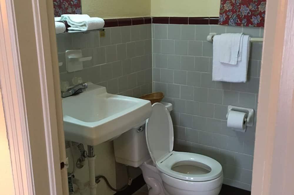 Estudio estándar, 2 camas dobles, para no fumadores - Baño