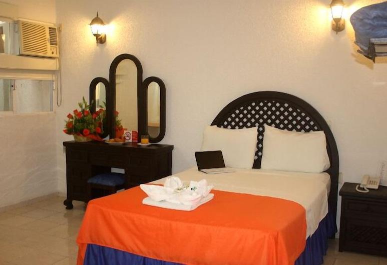 Hotel Nautico Inn, Veracruz, Habitación