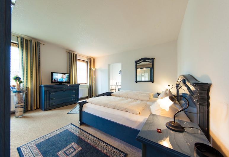 Hotel-Garni An der Weide, Berlín, Štandardný apartmán, 1 spálňa, Hosťovská izba