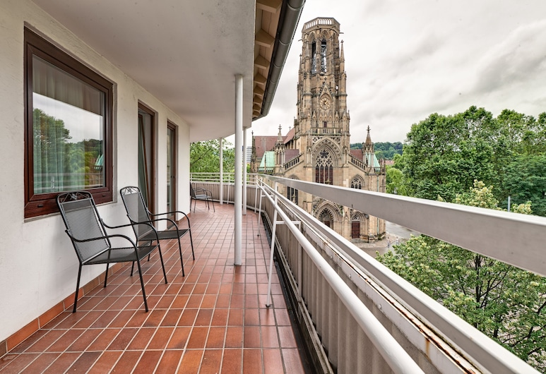 Hotel am Feuersee, Stuttgart, Terrace/Patio